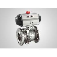 China Pneumatic Actuated Ball Valve On-off & Modulating Type 1/2 - 16 on sale