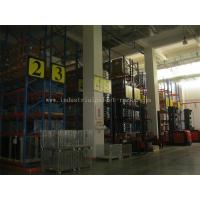 Quality 5m / 16.5 FT Height Narrow Ailse Industrial Pallet Rack System Saving Space & for sale