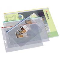 Buy cheap Stationery-PVC Zipper Document Bag from wholesalers