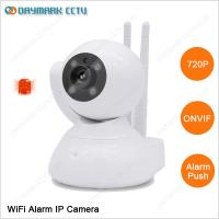 China 64g TF card 10m ir night vision wireless wifi 720p ip camera for home shop guard on sale