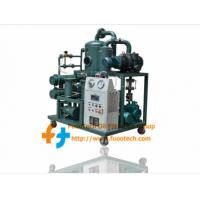 Series ZYD-EX Explosion-proof type Double-stage Vacuum Oil Filtration Machine, Oil filtering, Oil filtration, Manufactures