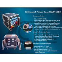 Power Case, 12 Channel Power Case,  12 Channel Power Case HWP 1202, Easy Operation, Convenient Usage Manufactures