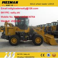 SDLG  small front loaders  LG918 with quick coupler GP bucket, mini loader, small agricultural tractor for sale Manufactures