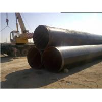 Astm A53 Api 5l x52 x60 x70 pe Coated Hdpe Steel Pipe Manufactures