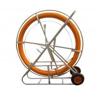 China Fiberglass Duct Rodder for Cable Placing in Pipe, Conduit,China FRP Duct Rodder Supplier for Cable Laying on sale