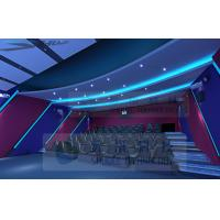 Attractive Theme 5D Movie Theater With 7.1 Audio System And Pipes Manufactures