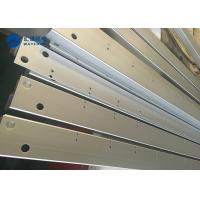 Textile Machinery CNC Precision Components Bending Anodized Laser Cutting Manufactures
