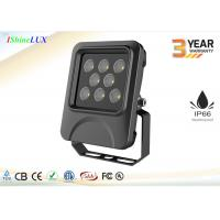 Buy cheap 10W  Waterproof LED Flood Lights / Aluminum Outdoor LED Floodlight from wholesalers