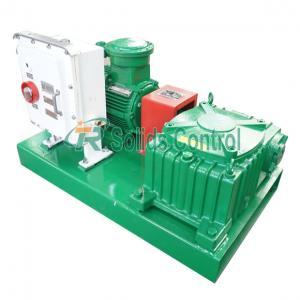 High Quality Mud Agitators on Mud Tank in Oilfield Drilling , Drilling fluids Mud Agitator Manufactures