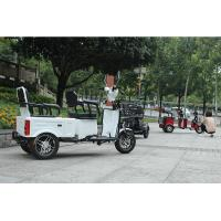 China 20Ah Lead Acid Battery 800W Three Wheel Electric Scooter on sale