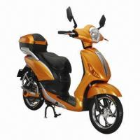 E-scooter with Streamlined Appearance Manufactures
