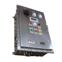 Stainless Steel Explosion Proof Control Box , Anti - Corrosion Push Button Box Manufactures