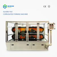 Sinohs CE ISO Glazed Roof Tile Corrugated Making Machine Manufactures