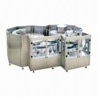 3-in-1 High-speed Filling Packing Machine with 36,000 Bottles/Hour Maximum Output Manufactures