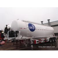 China air compressor bulk cement transport truck powder tankers for sale.uk - TITAN VEHICLE on sale
