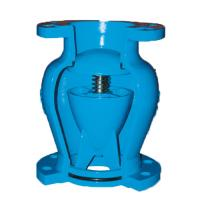 Silence Lift Stainless Steel Check Valve Resilient Seated WCB Body Material Manufactures