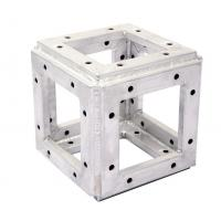 Aluminum Bolts 6 Ways Corner Lighting Truss Part For Exhibition Truss Manufactures