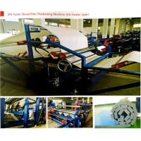 Safety EPE Foam Sheet Production Line Air - Heater Type Continuous Running Manufactures