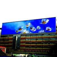 China High Brightness P8 LED Digital Screen Advertising , Outdoor Video Display Large Waterproof on sale