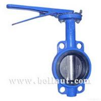 Buy cheap Butterfly Valve Wafer Type from wholesalers
