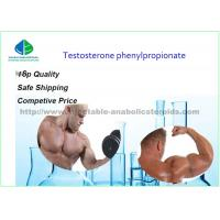 Testosterone Raw Steroid Powders Test Phenylpropionate Hormone 99% Min Assay Manufactures