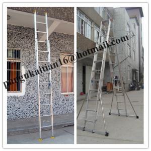 Super light folding ladder&Aluminium ladder Manufactures