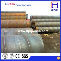 SSAW/ERW High Strength Spiral Welded Steel Pipe/Tube for Oil and Gas Manufactures