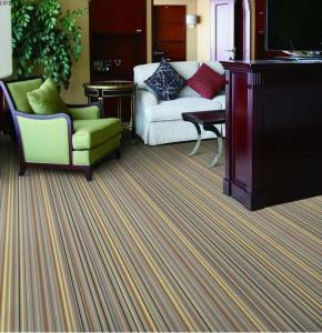 China 100 Nylon Modern Home Carpet , Nylon Printed Carpet Various Color on sale
