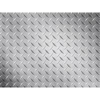 Stainless steel diamond plate sheets 316Ti, 317L with 0.1mm - 120mm Thincknness Manufactures