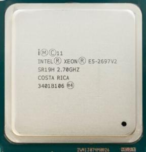 CPU Intel Xeon E5 2600 v2 / E5 2697 v2 2.70GHz 30MB SR19H Server Processor Manufactures
