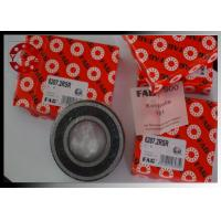 6300RPM P4 Grade 6207 Bearings With Double Seals 35mm Inside 72mm Outside Manufactures