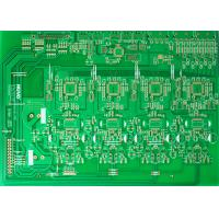 Halogen Free FR4 Custom PCB Boards Electroless Nickel Immersion Gold Manufactures
