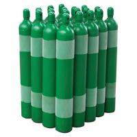 Buy cheap 2L~70L Seamless Steel Oxygen Cylinders from China Professional Manufacturer from wholesalers