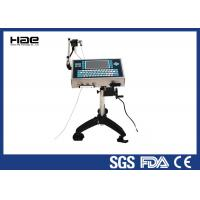 High Resolution DOD Continuous Inkjet Printer Coding Machine Equipment Manufactures