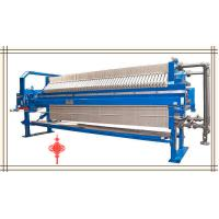 (Type 1250)Automatic Pulling Plate Filter Press Manufactures