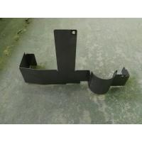 Laser Engraving Sheet Metal Process OEM With High Precision Black Anodized Bending Manufactures