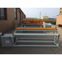 Buy cheap High Precision BRC Roll Mesh Welding Machine 50 M Length In Roll from wholesalers