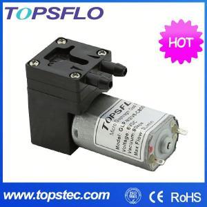 TOPSFLO DC Mini Diaphragm Pump,Vacuum/Pressure Pump, Air Pump TM22 Manufactures
