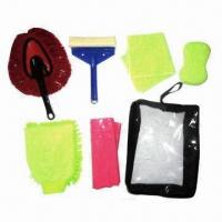 Car Wash Kit with Microfiber Sponge, Easy to Use Manufactures