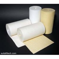 needle felt filter cloth, nonwoven filter cloth, needle punched felt, needle