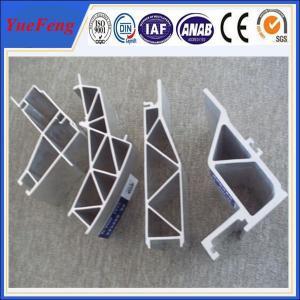 Aluminium profile in china, Aluminium extruded sections, alu industrial profile extrusion Manufactures