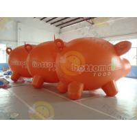 Quality Advertising Inflatable Balloon Animals , Oxford Cloth Large Inflatable Animals for sale