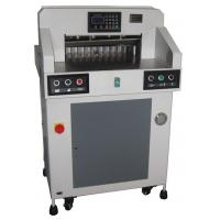"""Quality 4.8"""" LCD Screen Semi Automatic Cutting Machine And 490mm Paper Trimmer for sale"""