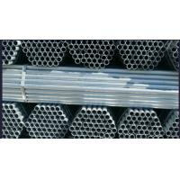 Black Galvanized Steel Pipe For Drinking Water , Galvanised Carbon Steel Pipe Manufactures