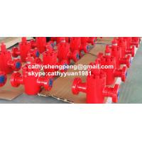 Hot sale API 6A FC Hydraulic Gate valve,forged flanged gate valve,high quality Manufactures