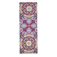 China Super Soft Single Side Printed Beach Towels , Light Outdoor Microfiber Towel on sale