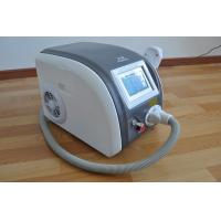 China Portable Q-Switched Nd Yag Laser Beauty Machine Birthmark Removal on sale