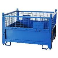 China Wire Mesh Bulk Containers on sale