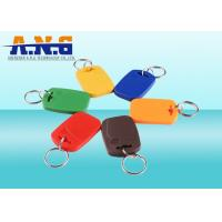 Plastic Proximity Rfid Key Fob Waterproof For Entry Access Control System Manufactures