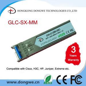 China Cisco GLC-SX-MM 1000Base-SX - SFP (mini-GBIC) on sale